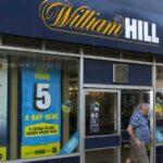 Opnieuw overname William Hill £ 2,2 miljard!