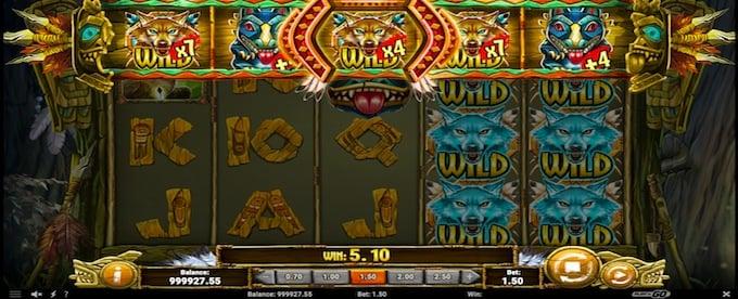 Coywolf Cash Wild Reel
