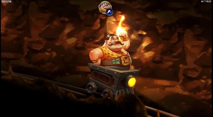 Dwarfs Gone Wild free spins