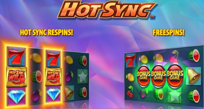 Hot Sync spins