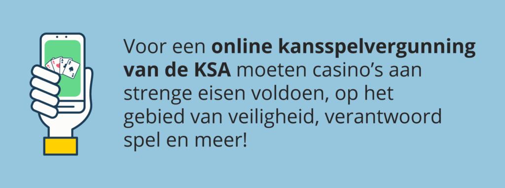Nieuwe casino's in Nederland