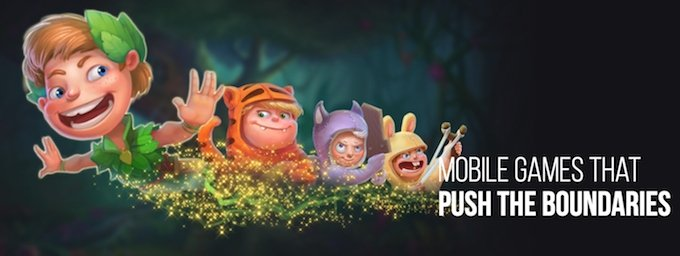 Push Gaming slogan