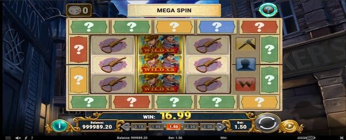 Mega Spin