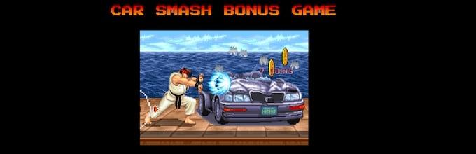 Street Fighter 2: The World Warrior Slot Bonus